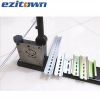 ezitown EZT-QGQ3 three edge Steel H7.5xW35 Aluminium H7.5xW35 Steel G shape long lasting energy saving din rail cutter