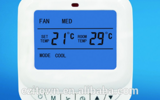 Ezitown WSK-9K home use LCD Intelligent room temperature smart thermostat
