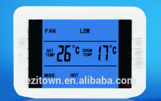 Ezitown WSK-9B LCD smart home Intelligent room thermostat