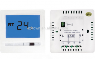 Ezitown WSK-8I house flush mounting LCD Room thermostat floor heating