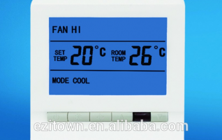 Ezitown WSK-8D house home use electronic Central air conditioner thermostat