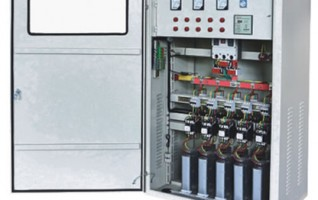 Low Voltage Capacitor Bank Cabinet