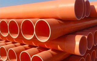 HDPE protection underground pipe