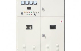 High Voltage Capacitor Bank Cabinet