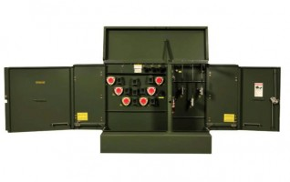Three Phase Pad Mounting Power Transformer