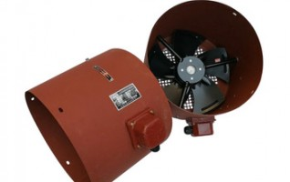 G type Cooling Fan For Frequency Converted Motor