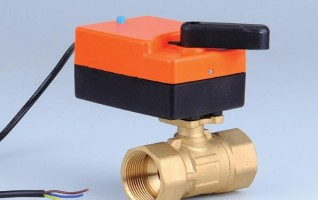 Ezitown H901 Electric ball valve (hand automatic)