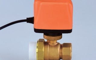 Ezitown H904   PPR movable joint electric ball valve