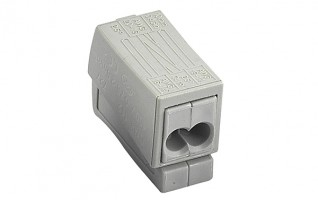 Ezitown CMK101 gray color nylon66 press type wire connector