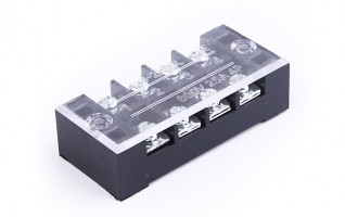 Ezitown high quality TB-2504 High current movable fast terminal block durable and safe using for industry