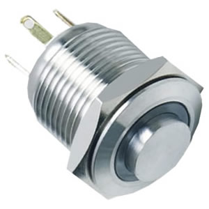 16-D5illuminated push button switch