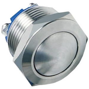 19-A5metal push button switch