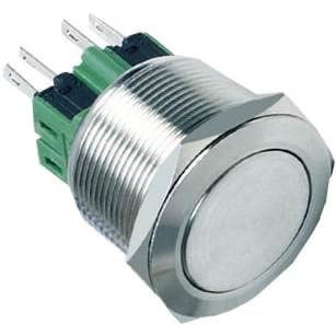 1NO1NC push button switch