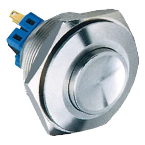 30-B3 30mm 5A self-locking 1NO1NC or 2NO2NC high flush IP67 push button switch