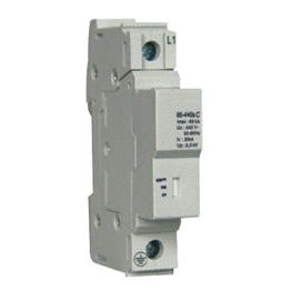 SERIES SURGE PROCTECT DEVICE FOR POWER DISTRIBUTION SYSTEM