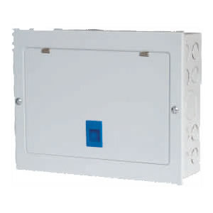 MDS IP45 Din rail type MCB Distribution board RAL