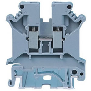 Mini terminal block for W15mm din rail