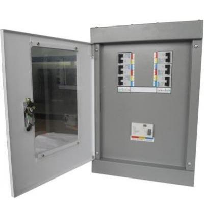 ABB Din rail type Three phase distribution box - Distribution board ...