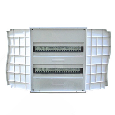 Double door distribution board 20~40 ways - Distribution board ...
