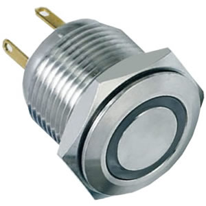 push button switch 16-D4 16mm