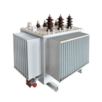 Amorphous Metal Material Type Oil Immersed Transformer