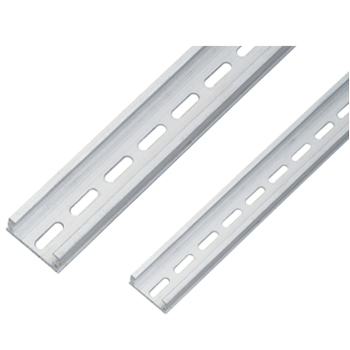 C shape aluminium Din rail c25 10L