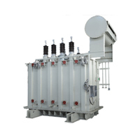 Oil immersed distribution transformer