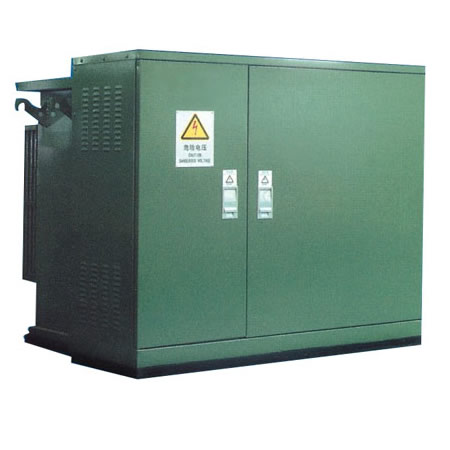 Pre-fabricated-substation-High-And-Low-YB6-12-0.4