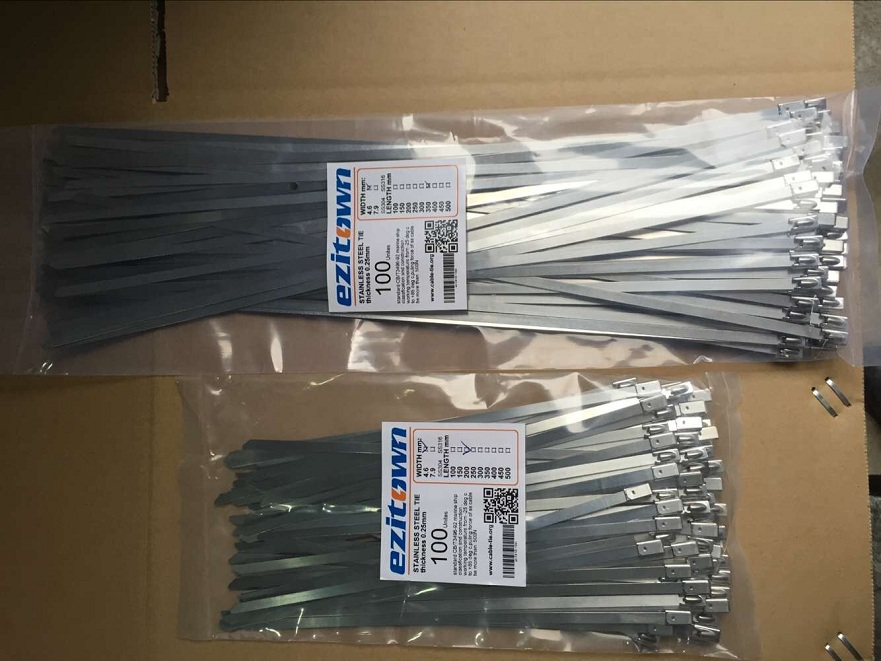 Stainless Steel Cable Tie Coating Distribution Board