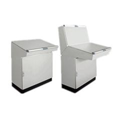 BJS3 Compact metal control desks