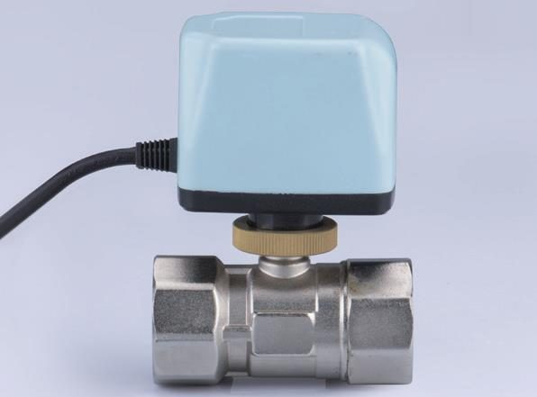 H903 Electric ball valve (double inner wire)