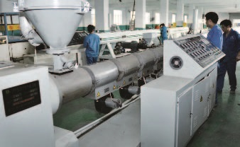 PRET PIPE PRODUCTION MACHINE